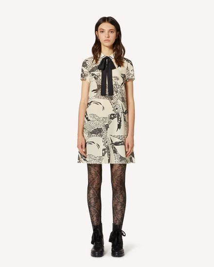 REDValentino Short dress Woman TR3VAL904SH A03 f