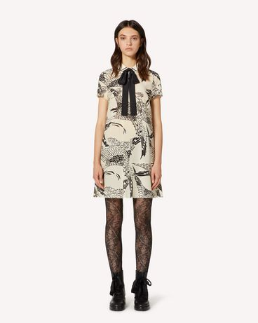 REDValentino TR3VAL904SH A03 Short dress Woman f