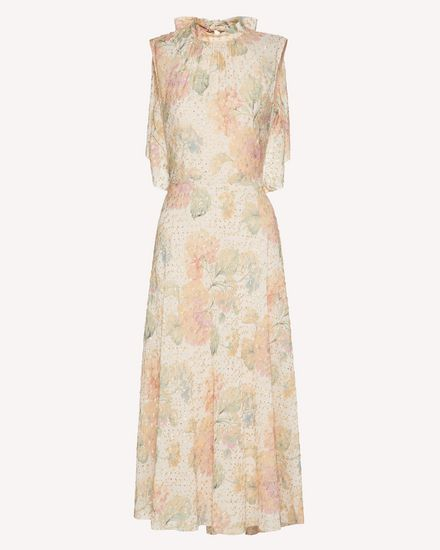 REDValentino Long and midi dresses Woman TR3VAK554RY R13 a