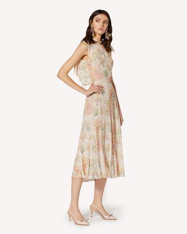 REDValentino TR3VAK554RY R13 Robe longue et robe midi Femme d