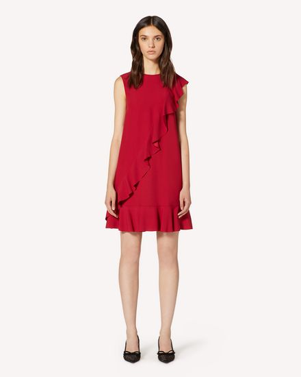 REDValentino Short dress Woman TR3VAL100F1 329 f