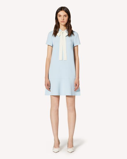 REDValentino Short dress Woman TR3VAL903TG EV6 f