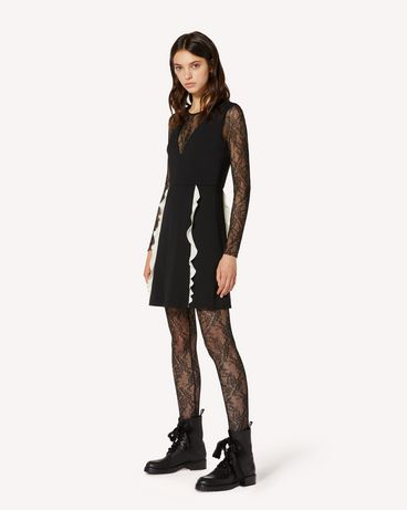 REDValentino TR3VAN553FT 0NA 短款连衣裙 女士 d