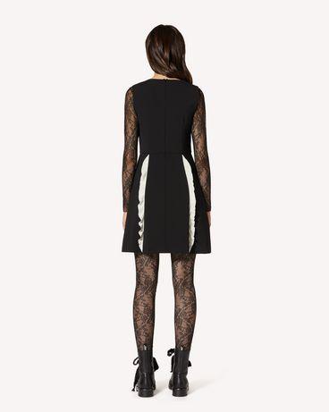 REDValentino TR3VAN553FT 0NA 短款连衣裙 女士 r