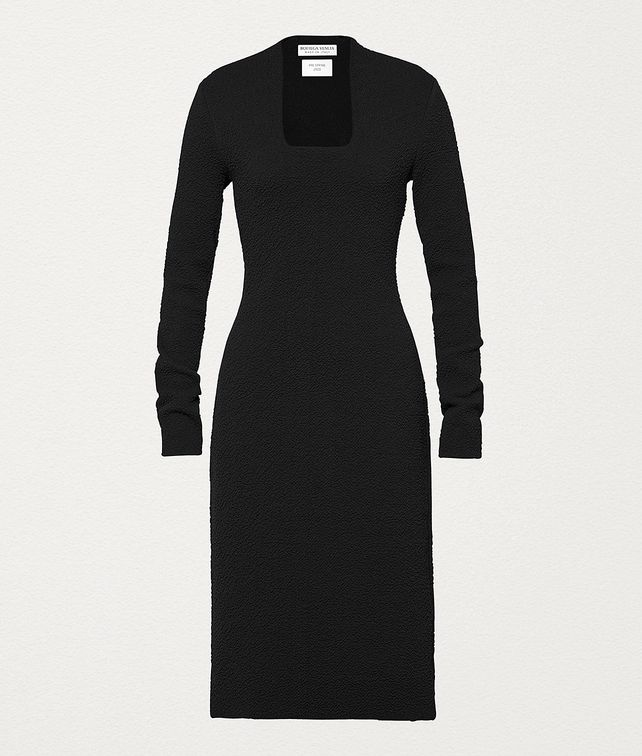 BOTTEGA VENETA SWEATER IN SILK SABLÉE Dress Woman fp