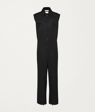 JUMPSUIT IN COTTON
