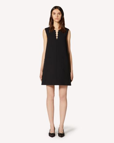 REDValentino TR3VAM251FR 0NO Short dress Woman f