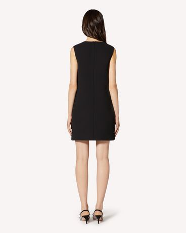 REDValentino TR3VAM251FR 0NO Short dress Woman r