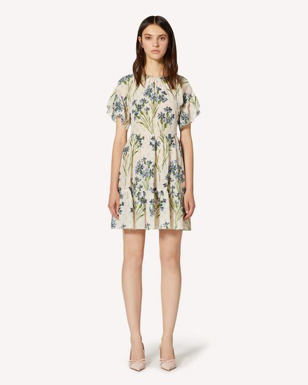 REDValentino Short dress Woman TR3VAK454RR R13 f