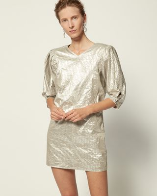ISABEL MARANT SHORT DRESS Woman RADELA DRESS r