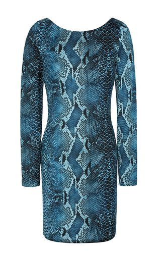 JUST CAVALLI Abito Donna Abito in lurex asimmetrico f