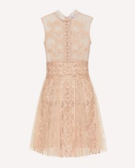 REDValentino Short dress Woman TR3VA11B4TB 377 a