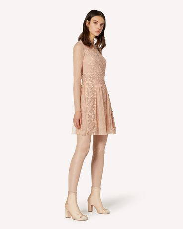 REDValentino TR3VA11B4TB 377 短款连衣裙 女士 d