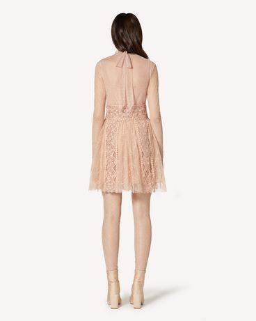 REDValentino TR3VA11B4TB 377 Kurzes Kleid Dame r