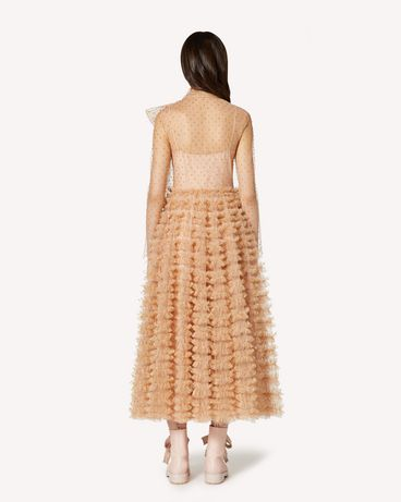 REDValentino TR3VAP004RL 377 Long and midi dresses Woman r