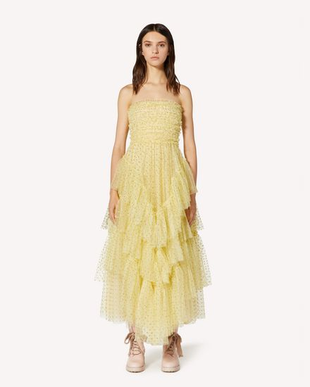 REDValentino Long and midi dresses Woman TR3VAP104RL AD6 f