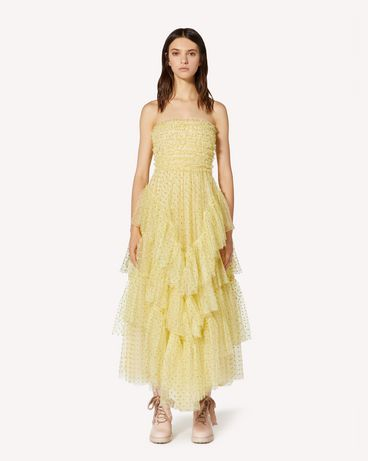 REDValentino TR3VAP104RL AD6 Long and midi dresses Woman f