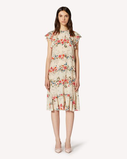 REDValentino Long and midi dresses Woman TR3VAL504RV 031 f
