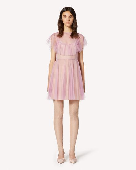REDValentino Short dress Woman TR3VAN604SN P72 f