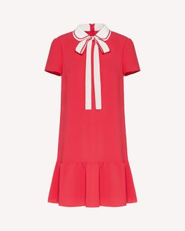 REDValentino Short dress Woman TRCVAS400W7 23Y a