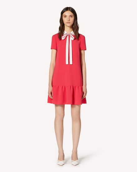 REDValentino Short dress Woman TR3VAL154SA 12K f
