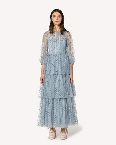REDValentino Long and midi dresses Woman TR3VAP054RL E34 f