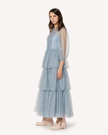 REDValentino TR3VAP054RL E34 Long and midi dresses Woman d