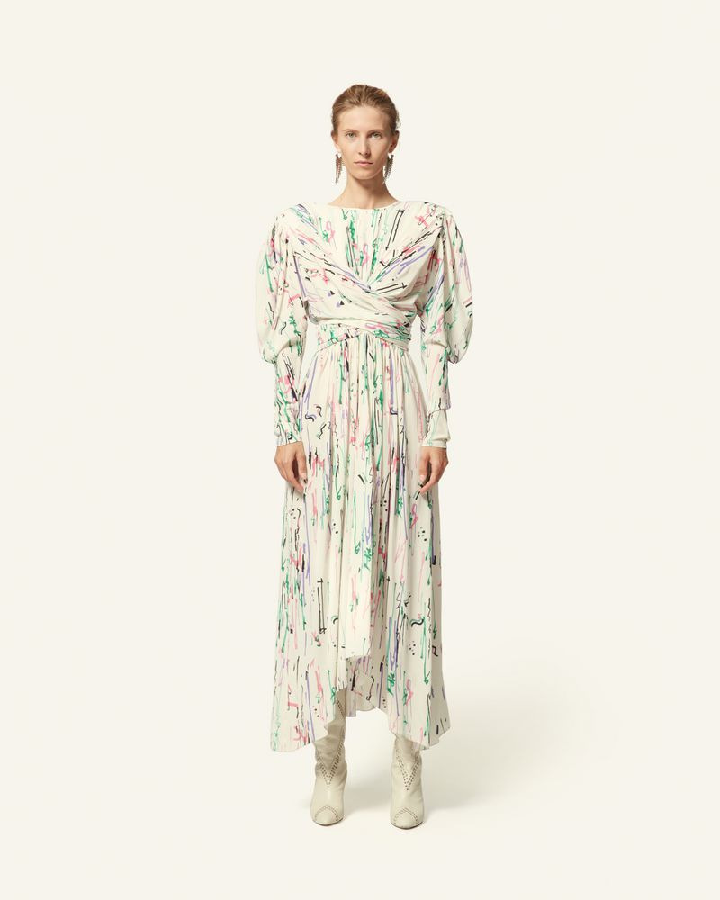FILAO DRESS ISABEL MARANT