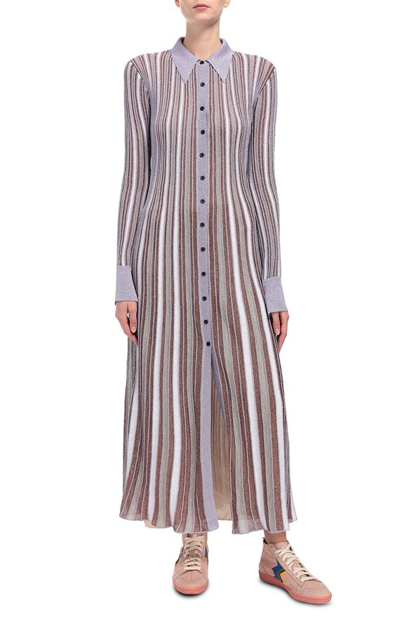 M MISSONI Long dress Woman, Frontal view