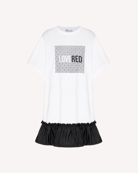 REDValentino Short dress Woman TR3MJ04L518 A01 a