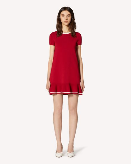 REDValentino Short dress Woman TR3KDB364WM 40F f