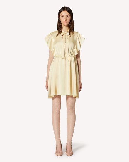 REDValentino Short dress Woman TR3VAL60HGA AD6 f