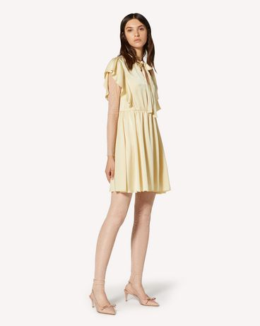 REDValentino TR3VAL60HGA AD6 Short dress Woman d