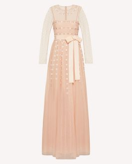 REDValentino Long and midi dresses Woman TRCVA14Q56W 377 a