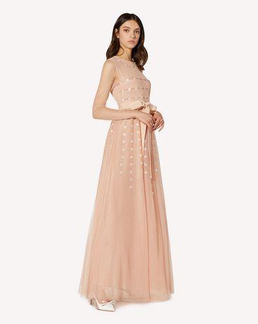 REDValentino TR3VA12H4TG 377 Long and midi dresses Woman d