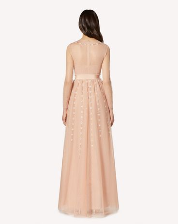 REDValentino TR3VA12H4TG 377 Long and midi dresses Woman r