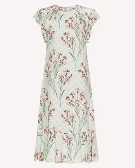 REDValentino Long and midi dresses Woman TR0DA00F53U LDM a