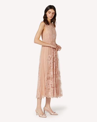 REDValentino TR3VA10Y4T5 377 Long and midi dresses Woman d