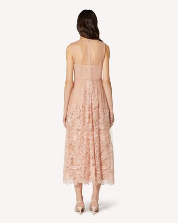 REDValentino TR3VA10Y4T5 377 Long and midi dresses Woman r