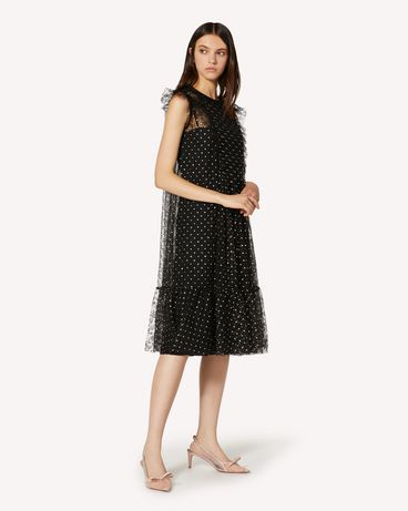 REDValentino TR3VA10Z4TQ 0NO Long and midi dresses Woman d