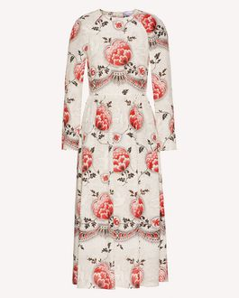 REDValentino Long and midi dresses Woman TR3VAK304S2 329 a