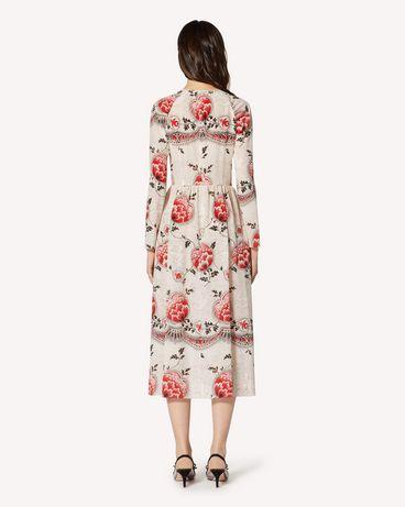 REDValentino TR3VAK304S2 329 Robe longue et robe midi Femme r