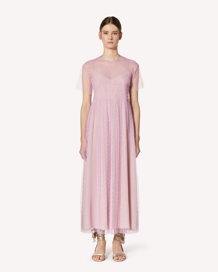 REDValentino Long and midi dresses Woman TR3VAK351GK P72 f