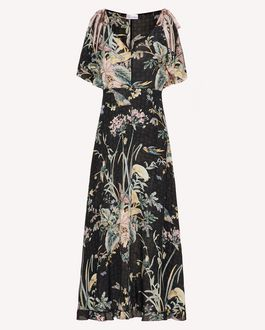 REDValentino Long and midi dresses Woman TR3ND00F4TK 0NO a