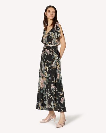 REDValentino TR3VAK704RS 0NO Long and midi dresses Woman d