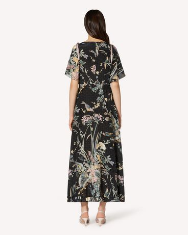 REDValentino TR3VAK704RS 0NO Long and midi dresses Woman r