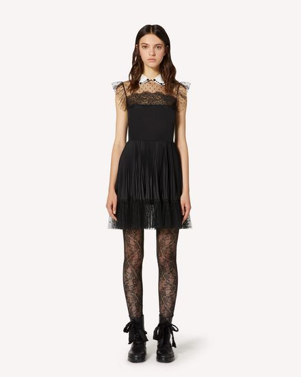 REDValentino Short dress Woman TR3VAN454SM 0MG f