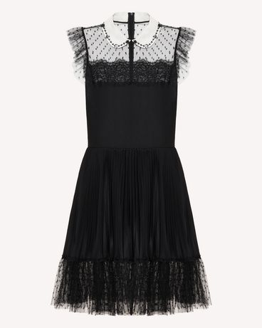 REDValentino TR3VAN454SM 0MG Short dress Woman a