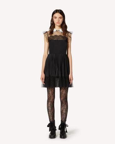 REDValentino TR3VAN454SM 0MG Short dress Woman f