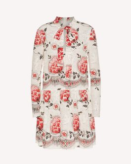 REDValentino Short dress Woman SR3VAF054AY FW4 a